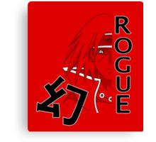 Rogue Ninja Itachi Canvas Print