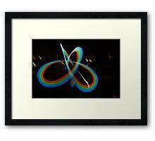 Lightfly Framed Print
