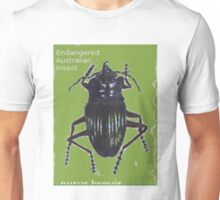 Endangered Insect Unisex T-Shirt