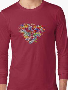Flutterbys Long Sleeve T-Shirt
