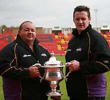 Gateshead Thunder 2008 - The Management by Paul Clayton