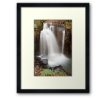 Lumsdale:  Derbyshire Framed Print
