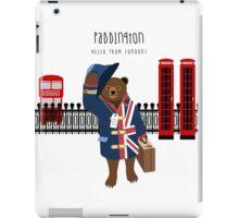 Paddington 9 iPad Case/Skin