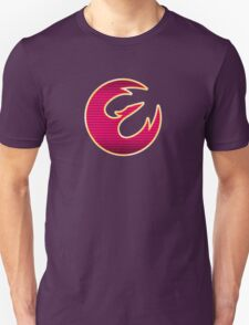 Rebel Phoenix Crest Unisex T-Shirt