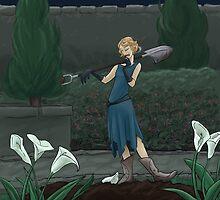 The Midnight Gardener by FoolishMortal