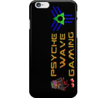 Psychwave Gaming Logo for iPhone iPhone Case/Skin