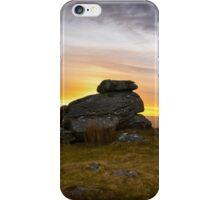 Dartmoor Sunrise  iPhone Case/Skin