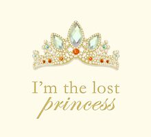 The Lost Princess by lunalalonde