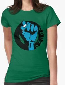 obama : blue blooded fist T-Shirt
