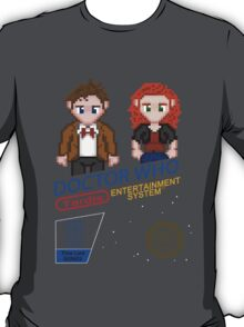 NINTENDO: NES DOCTOR WHO T-Shirt