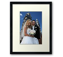 Wedding Bells! Framed Print