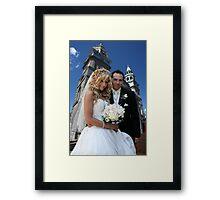 Wedding Bells! Framed Print