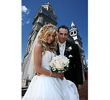 Wedding Bells! Photographic Print