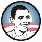 obama : o's logo by asyrum