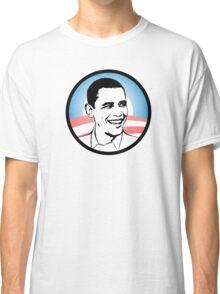 obama : o's logo Classic T-Shirt
