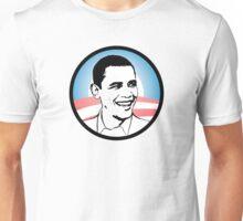 obama : o's logo Unisex T-Shirt