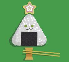 An Onigiri for Christmas Kids Clothes
