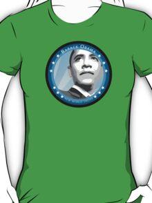 obama : new world order T-Shirt