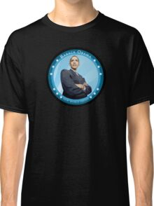 barack obama : new world order Classic T-Shirt