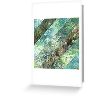 Super Natural No.3 Greeting Card