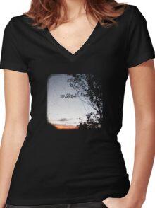 Drifter - TTV Women's Fitted V-Neck T-Shirt