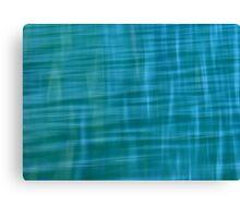 Pacific Ocean Blues Canvas Print