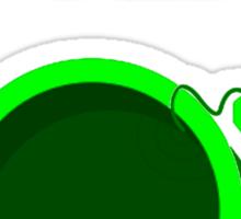 Linux sudo pacman -S tea Sticker
