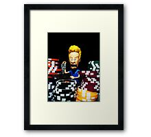 The World is Mine! Framed Print