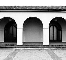 Bondi Arches by jtree