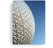 Sphere Of Triangles... Canvas Print