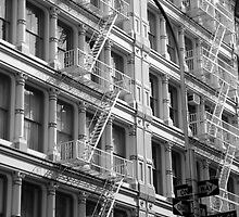 Soho Apartments New York City by DavePlatt