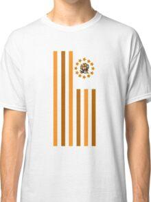 Tiger - Flag Classic T-Shirt