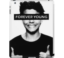 Forever young iPad Case/Skin