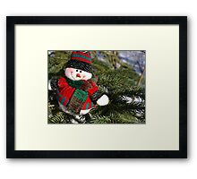 Time for the holidays Framed Print