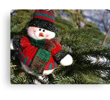 Time for the holidays Canvas Print