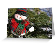 Time for the holidays Greeting Card