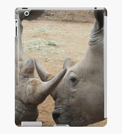 Rhino Horn by Horn iPad Case/Skin