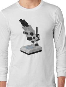 The Microscope Long Sleeve T-Shirt