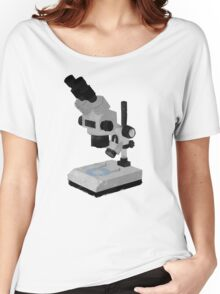 The Microscope Women's Relaxed Fit T-Shirt