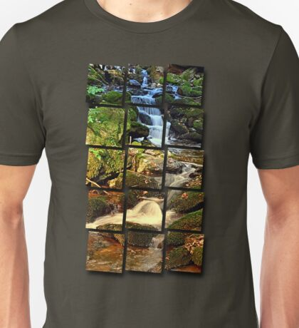 Mighty waterfall | landscape photography Unisex T-Shirt