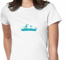 Pampering Womens Fitted T-Shirt