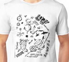 Larry Stylinson tattoos Unisex T-Shirt