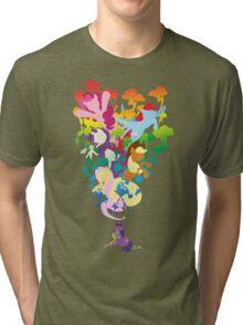 Friends Dreaming Colour Tri-blend T-Shirt