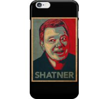 SHATNER iPhone Case/Skin