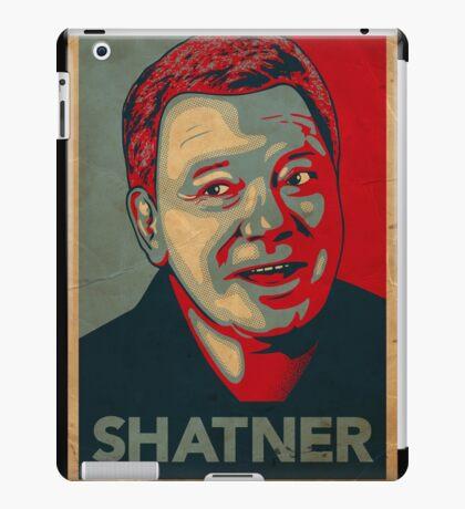 SHATNER iPad Case/Skin