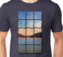 Danube river valley | waterscape photography Unisex T-Shirt