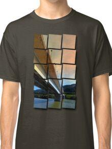 Danube river bridge | architectural photography Classic T-Shirt