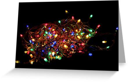 Christmas Lights by jerry  alcantara