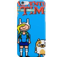 ADVENTURE TIME WITH FIONNA AND CAKE  iPhone Case/Skin