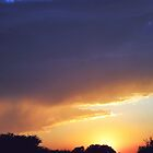 Stormy Sunset by R&PChristianDesign &Photography